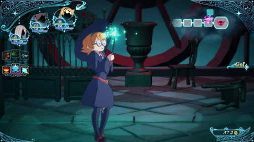Little Witch Academia The Witch of Time and the Seven Wonders Updated Screenshots 10