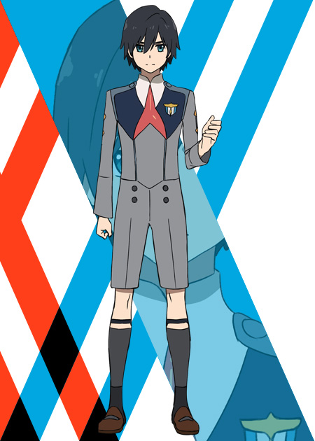 DARLING-in-the-FRANKXX-Character-Designs-Hiro