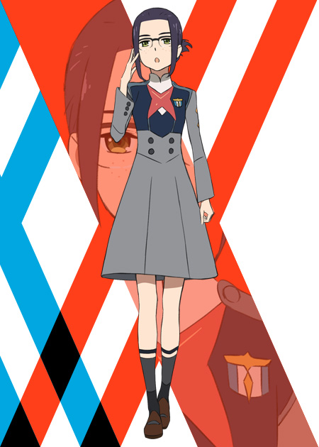 DARLING-in-the-FRANKXX-Character-Designs-Ikuno