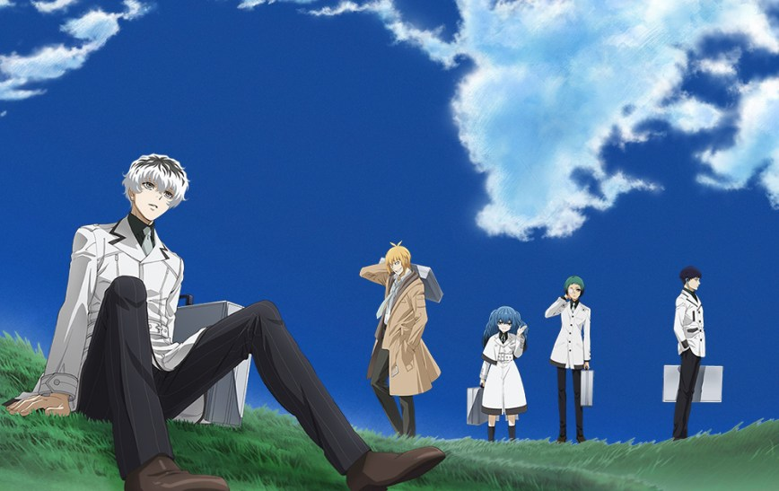 tokyo ghoul season 3 production staff revealed - otaku tale