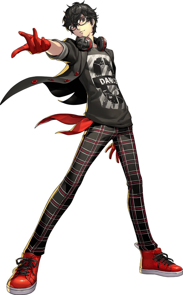 Persona-5-Dancing-Star-Night-Character-Visual-Ren-Amamiya