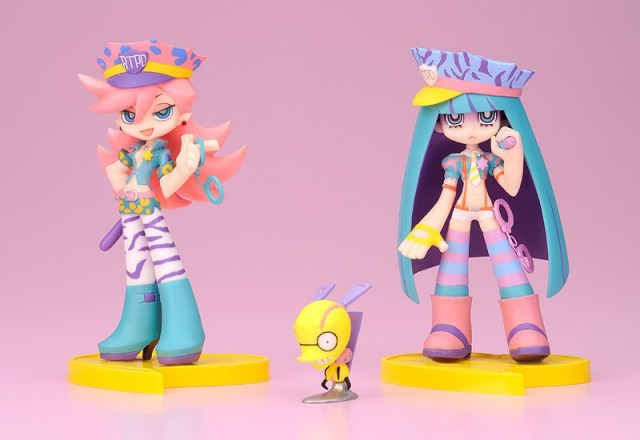 galaxxxy x Panty & Stocking with Garterbelt