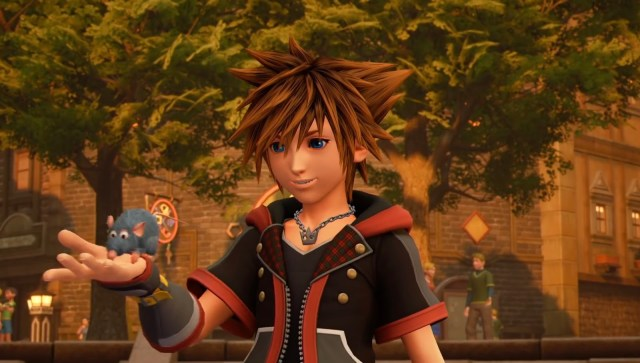 Kingdom Hearts Square Enix Final Battle