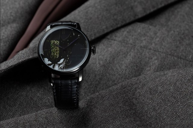 LOCMAN Calls on Devilman for Collaborative Watches