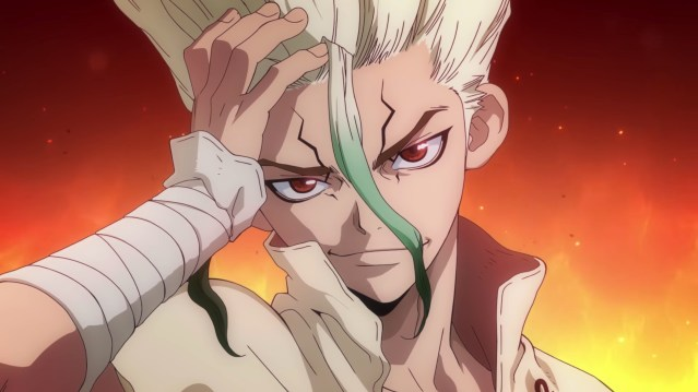 'Dr. STONE' Anime Reveals First PV, Voice Cast and Animation Studio