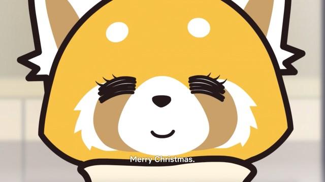 Aggretsuko Christmas.Aggretsuko S Holiday Special Is More Heartwarming Than