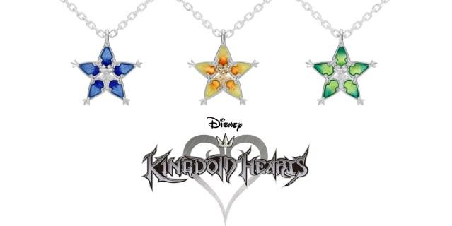 U-Treasure Accepting Pre Orders for 'Kingdom Hearts: Birth By Sleep' Wayfinder Bracelets and Necklaces