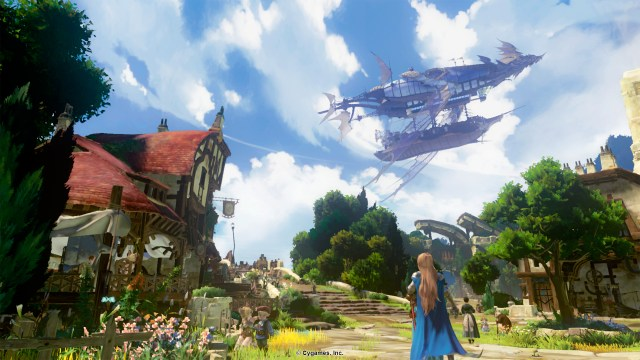 Cygames Takes Over Development of Granblue Fantasy Relink from Platinum Games