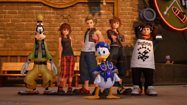 Kingdom Hearts 3: A Journey of the Heart