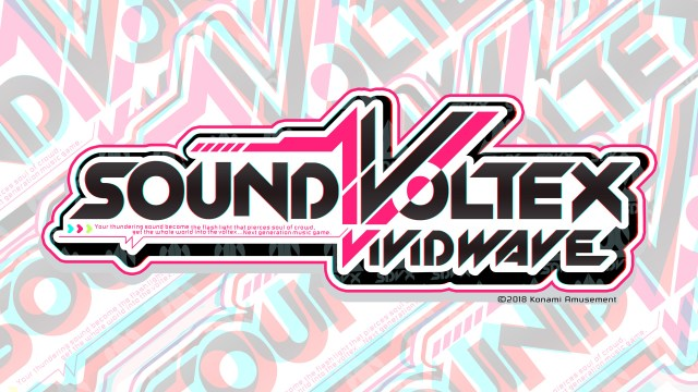 SOUND VOLTEX VIVID WAVE Releases in Arcades Across Japan