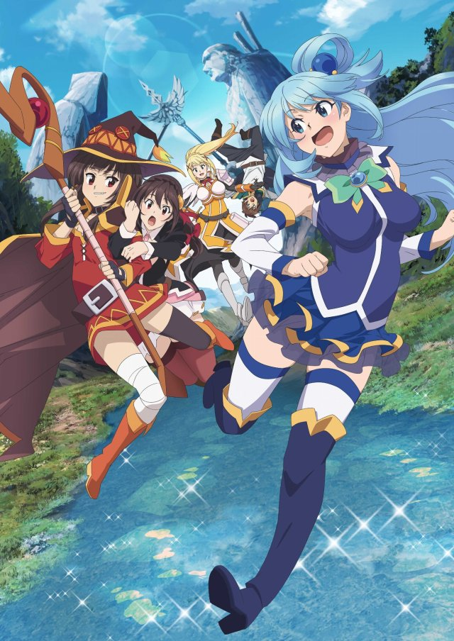 "First Full-Length Trailer for ""KONOSUBA"" Movie Revealed As the Cast Competed in a Game Show at AnimeJapan"