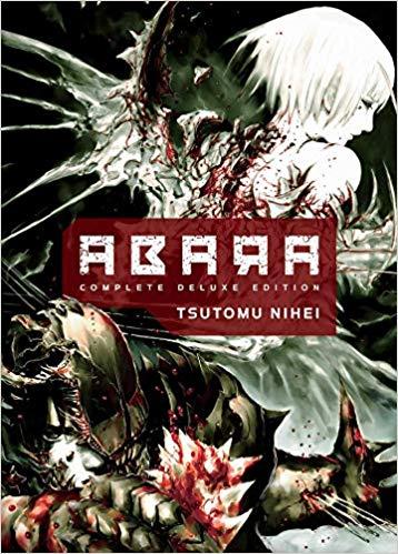 Eisner Nominee Abara