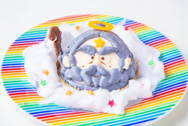 KAWAII MONSTER CAFE Teams Up With Bikkuriman for Super Zeus Collaboration
