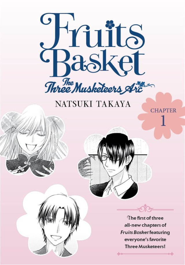 Fruits Basket Simulpub Announcement