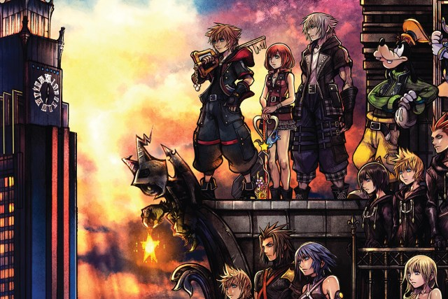 'Kingdom Hearts III ReMIND DLC' Teased at Kingdom Hearts Orchestra