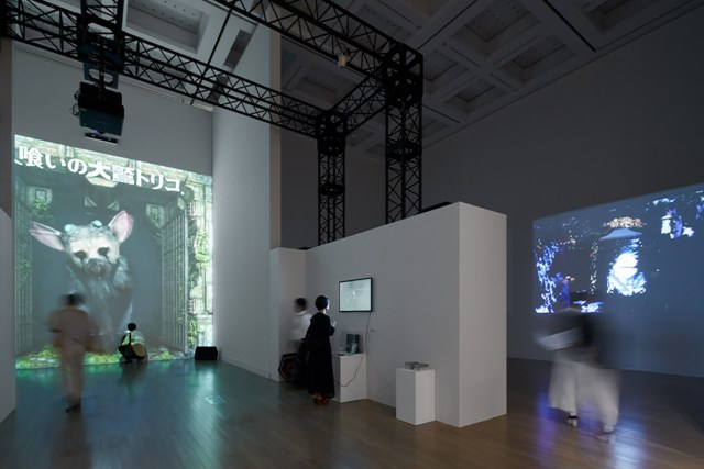 Japan Media Arts Festival exhibition 2018