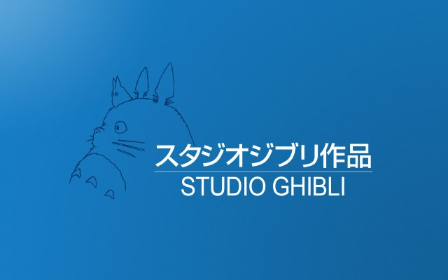 Studio Ghibli's Releasing These Charming Glass Cups