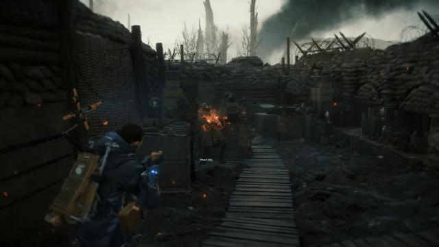 Death Stranding combat