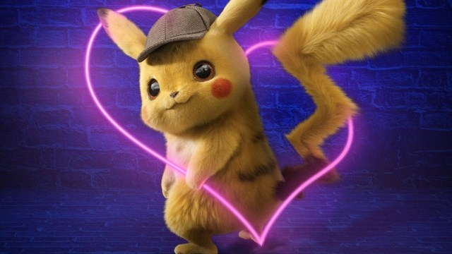 Detective Pikachu Leaps Into The Real World With Life-Sized Plushie
