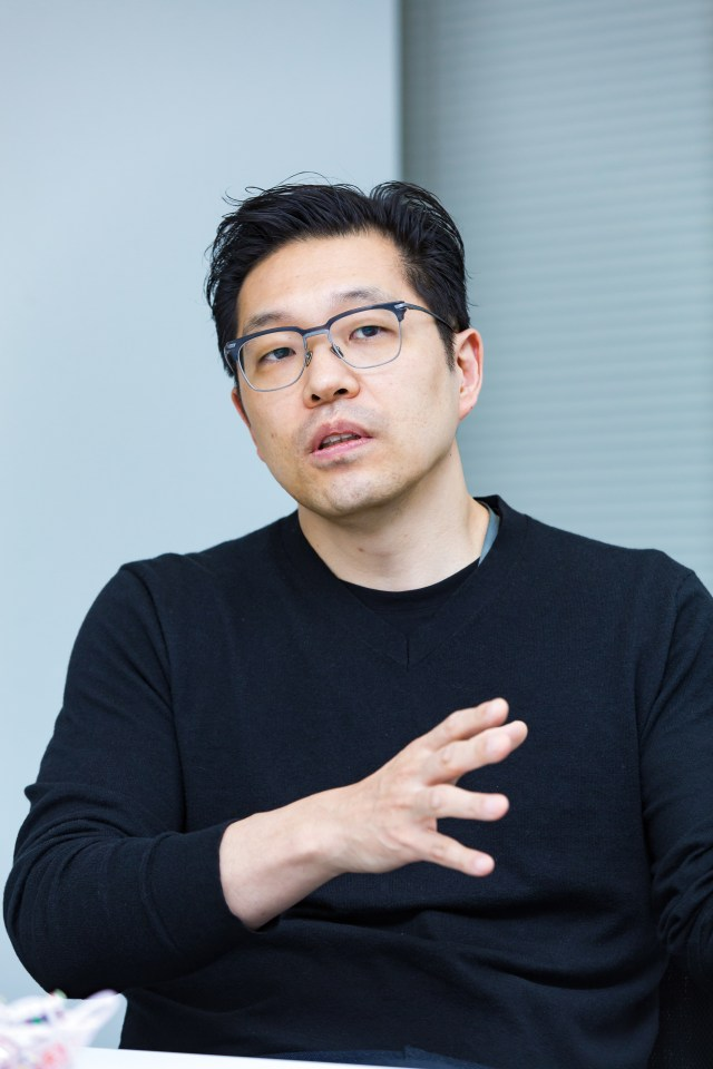 Joseph Chou, CEO & Producer