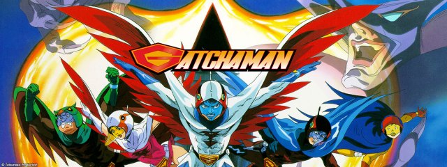 Avengers: Endgame Directors Are Adapting Gatchaman