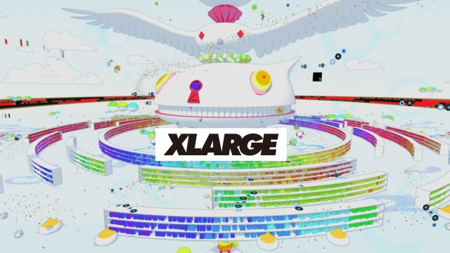 XLARGE and Summer Wars Collaborate For The Film's 10th Anniversary