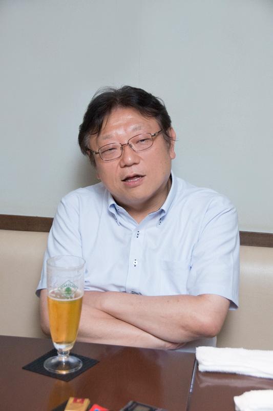 Takafumi Sawa interview