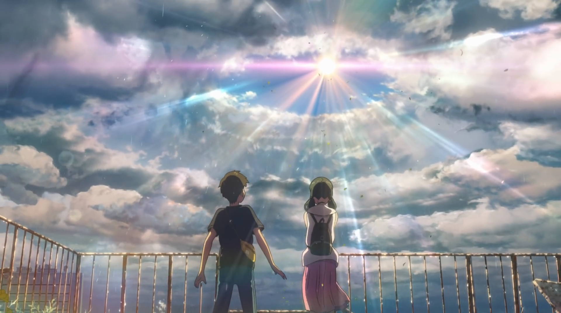 Weathering With You Review Why Can T I Praise My Favourite Movie Of 2019 Otaquest