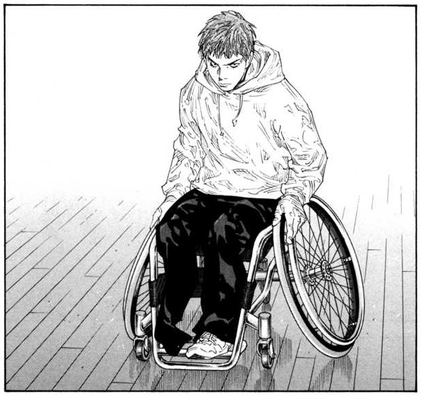 Takehiko Inoue Finally Continues Real, An Excellent Manga About Wheelchair Basketball
