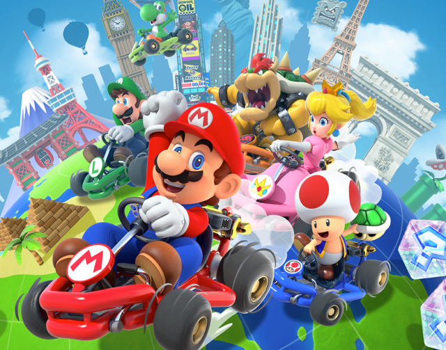 Mario Kart Tour Speeds onto Mobile Devices Next Month, New Trailer Released
