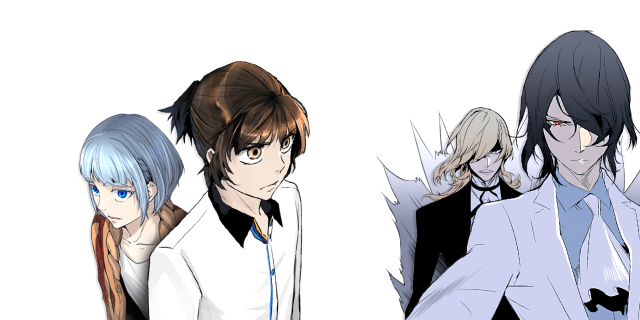 Tower of God and Noblesse