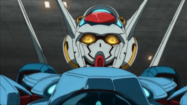 Gundam: Reconguista In G I Go! Core Fighter Looks Sharp