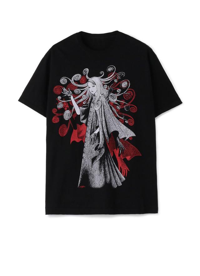 The Junji Ito x Yohji Yamamoto Collab Gets Meta