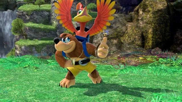 Banjo Kazooie's Smash Debut Detailed in New Super Smash Bros. Ultimate Video Broadcast