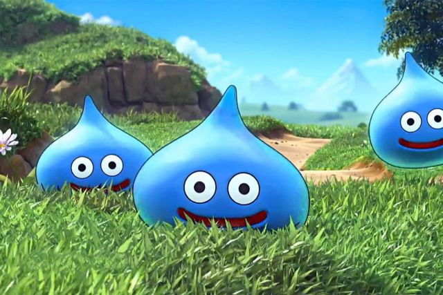 Nintendo Answers Whether or Not the Dragon Quest Slime is Edible