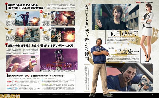 Yakuza: Like A Dragon Mini Games