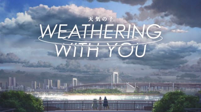 Makoto Shinkai's Weathering With You to Release in US Cinemas January 17th