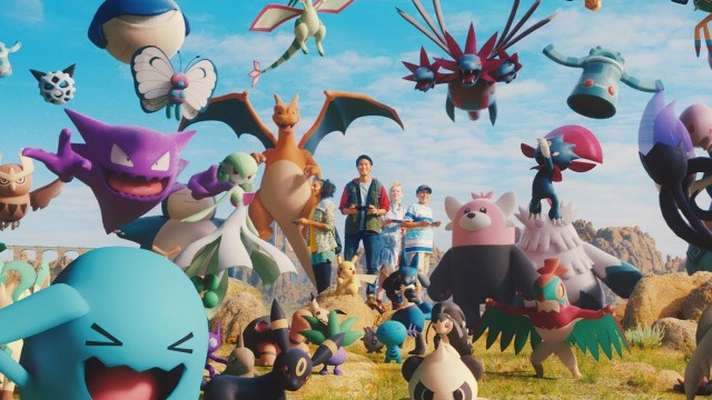 Pokemon Sword & Shield's Latest Commerical Does an Excellent Job of Linking Generations