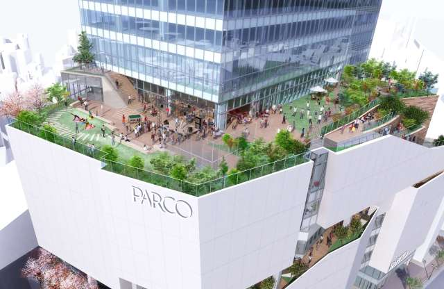Shibuya's Landscape Set to Evolve for the Better With Evolved PARCO Department Store