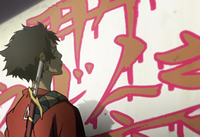Samurai Champloo Graffiti