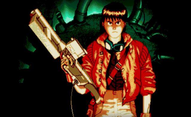 Akira Genesis Title