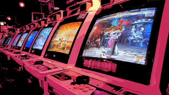 Mikado Game Center
