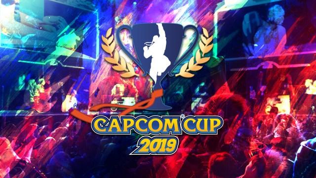 Capcom Cup 2019