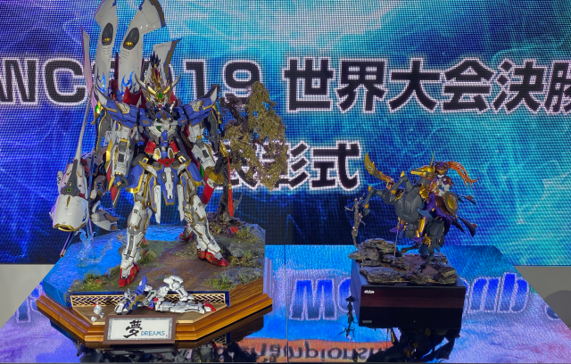 Gunpla Builders World Cup Winners