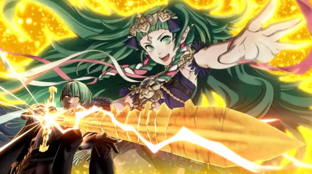 As Byleth from Fire Emblem: Three Houses Joins Super Smash Bros Ultimate as DLC, How Do They Play?