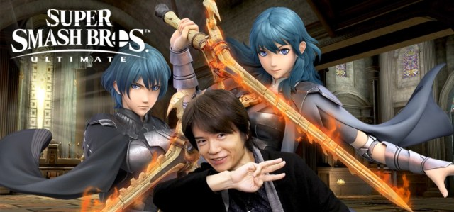As Byleth from Fire Emblem: Three Houses Joins Super Smash Bros Ultimate as DLC, How Do They Control?