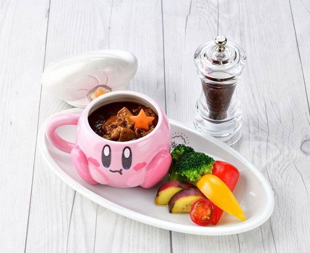 Kirby Cafe Stew