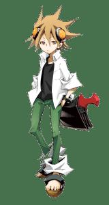 Shaman King - Hana Asakura
