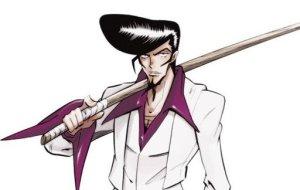 Shaman King - Ryonosuke Umemiya