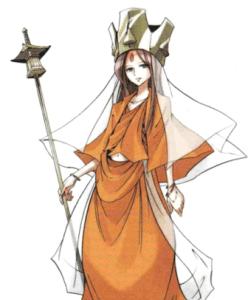Shaman King - Sati Saigan
